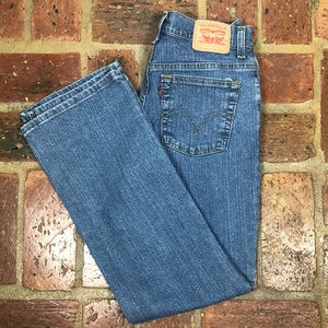 Levi's 550 Relaxed Boot-cut jeans Sixe 6M